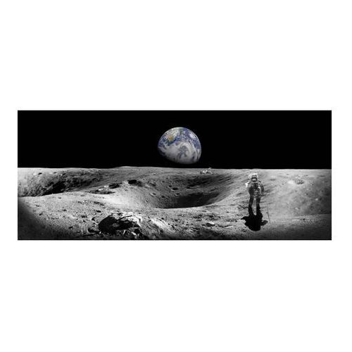 Obraz Glasspik Earth View 50 x 125 cm (5902841518681)