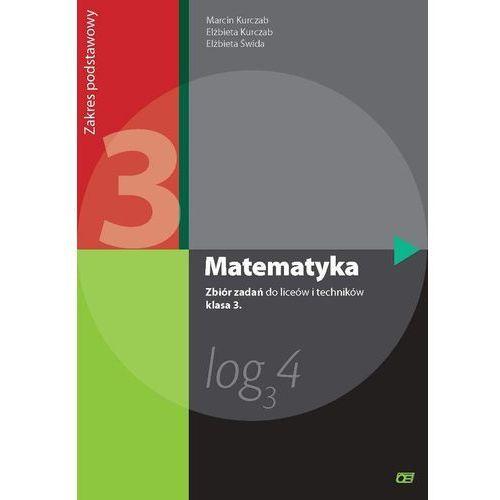 Matematyka LO kl.3 zbiór zadań / zakres podstawowy (136 str.)