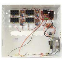 Bcs -ups/ip16 zasilacz buforowy poe 16 kanałowy dedykowany do systemów ip bcs