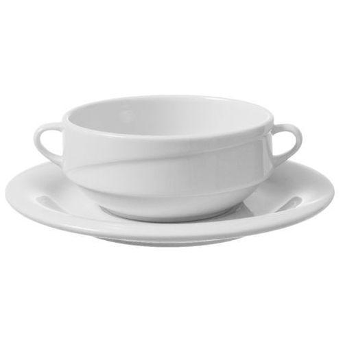 Spodek porcelanowy śr. 12 cm gourmet marki Fine dine