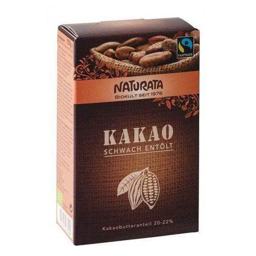 Naturata Kakao o wysokiej zawartości tłuszczu (20-22%) bio