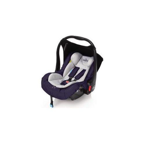 Fotelik samochodowy leo 0-13kg (granatowy) marki Baby design