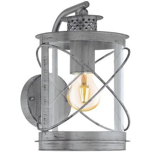 EGLO HILBURN 1 Lampa kinkiet E27 1x60W 94866, 94866