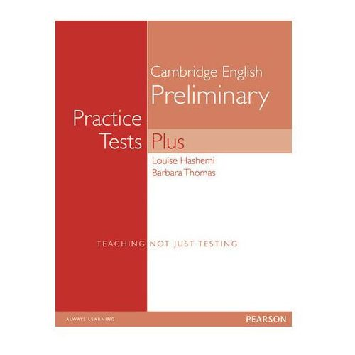 PET Practice Tests Plus 1 Student's Book (podręcznik) without key (9780582824195)