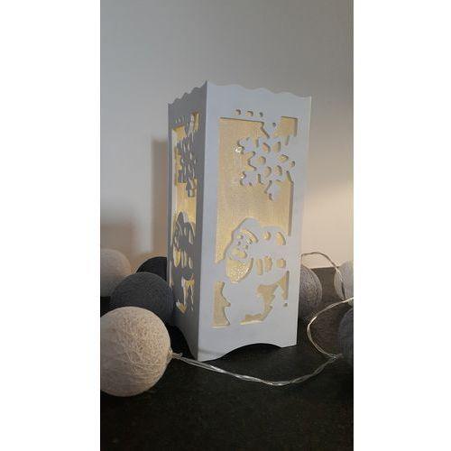 Markslojd 703750 outlet lampa stołowa bożonarodzeniowa prince