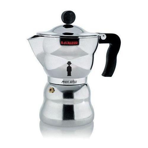 Ekspres przelewowy Alessi MOKA Kawiarka Do Espresso Mała (AAM33/1) Darmowy odbiór w 21 miastach! (8003299326662)