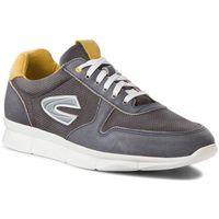 Sneakersy - pyramid 487.11.01 navy/black/yellow marki Camel active