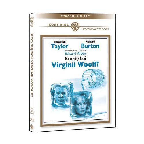 Kto się boi Virginii Wolf? (Blu-Ray) - Mike Nichols DARMOWA DOSTAWA KIOSK RUCHU (7321999340438)