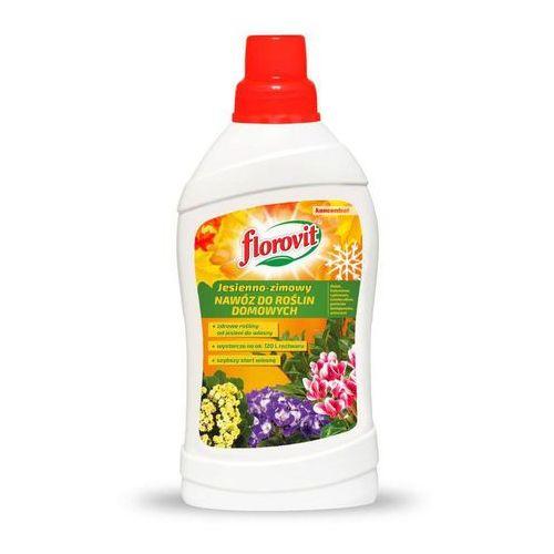 Nawóz jesienno-zimowy do kwiatów domowych Florovit : Pojemność - 1 l, 5900498010244
