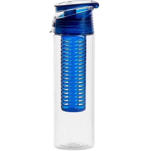 Bidon z pojemnikiem na owoce Fresh Sagaform niebieski (SF-5017752) (7394150177525)