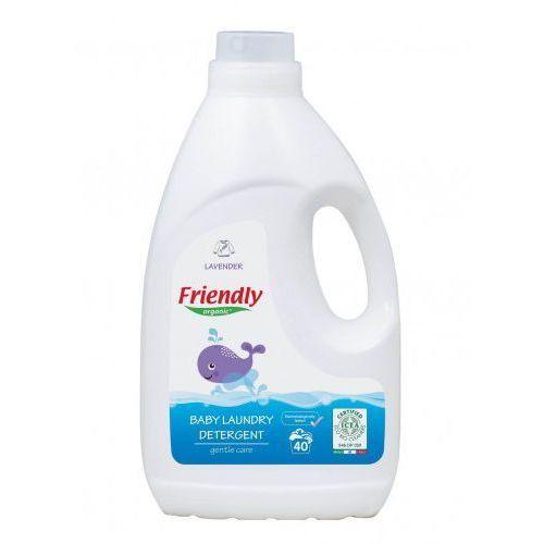 Friendly organic Lawendowy płyn do prania ubranek dziecięcych 2l,