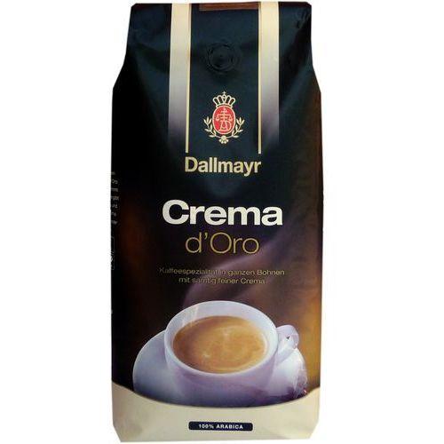Crema d'oro kawa ziarnista 1kg marki Dallmayr. Najniższe ceny, najlepsze promocje w sklepach, opinie.