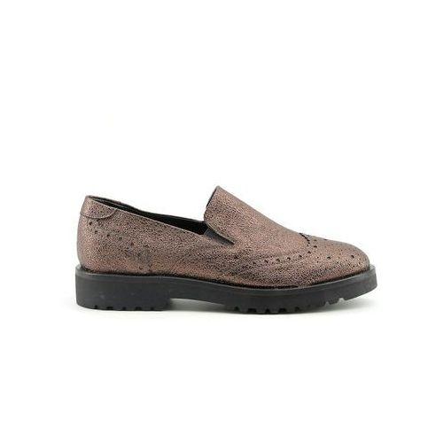 Płaskie buty damskie -lucilla-70, Made in italia