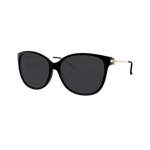 Okulary Słoneczne SmartBuy Collection Bayard Street M02 JST-46, kolor żółty