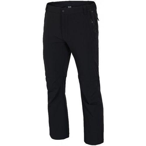 4f Spodnie trekking odpinane nogawki t4l16 spmt001 czarny xl