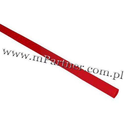 Rura termokurczliwa elastyczna V20-HFT 4,5/2,3 czerwona