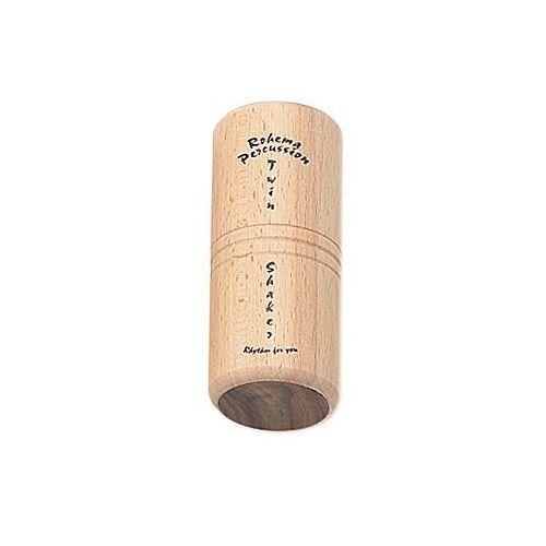 61622 twin shaker beech/rosewood instrument perkusyjny marki Rohema percussion