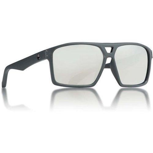 okulary słoneczne DRAGON - Channel Ion Matte Magnet Grey (024) rozmiar: OS