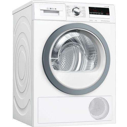 Bosch Suszarka do ubrań wtm8528kpl kolor biały- natychmiastowa wysyłka, ponad 4000 punktów odbioru! (4242005136971)