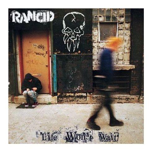 Life won't wait - rancid (płyta cd) marki Epitaph