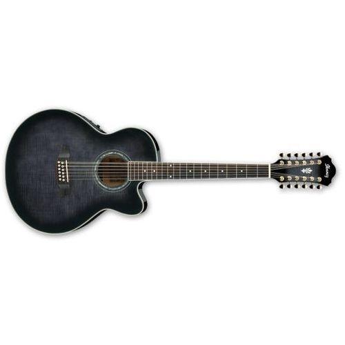 Ael2012e-tks - 12 strunowa gitara elektroakustyczna wyprodukowany przez Ibanez