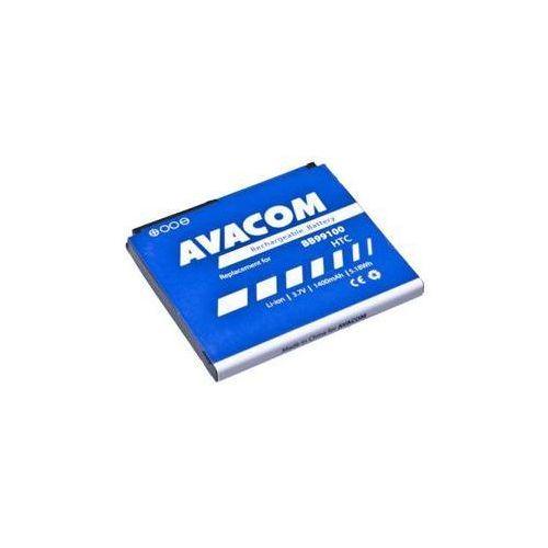 Bateria do notebooków Avacom pro HTC Desire, Bravo Li-Ion 3,7V 1400mAh (náhrada BB99100) (PDHT-DESI-S1450A)