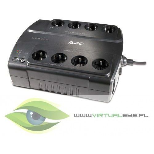 Be550g-cp back es green 550va 230v marki Apc