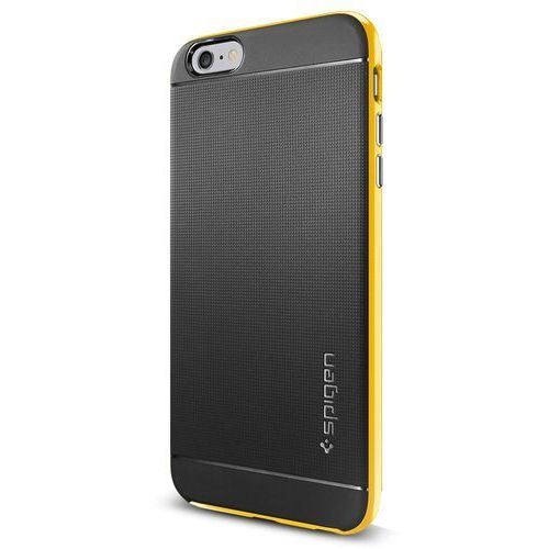 Spigen Etui do iphone 6 plus case neo hybrid series reventon żółty (8809404213915)