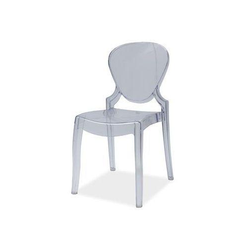 Przezroczyste krzesło Signal ELMO, Zadzwoń 692 474 000 otrzymasz rabat 50zł!, Signal