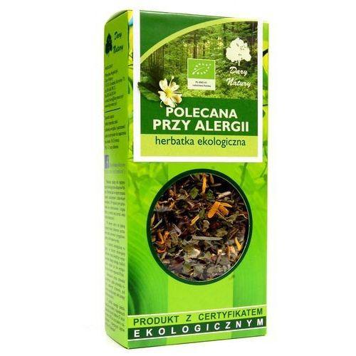 POLECANA PRZY ALERGII EKO 50g - Dary Natury herbata
