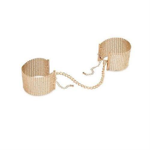 Bijoux indiscrets (sp) Bijoux indiscrets - désir métallique handcuffs (złote)