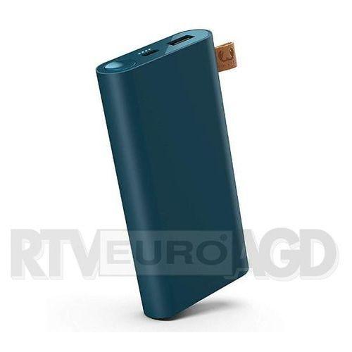 Powerbank FRESH N REBEL 12000 mAh USB-C Niebieski, 2PB12000PB
