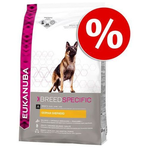 breed w super cenie! - rottweiler, 12 kg marki Eukanuba