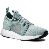 Sneakersy - tiger gel-lyte v rb h801l blue surf/blue surf 4646 marki Asics