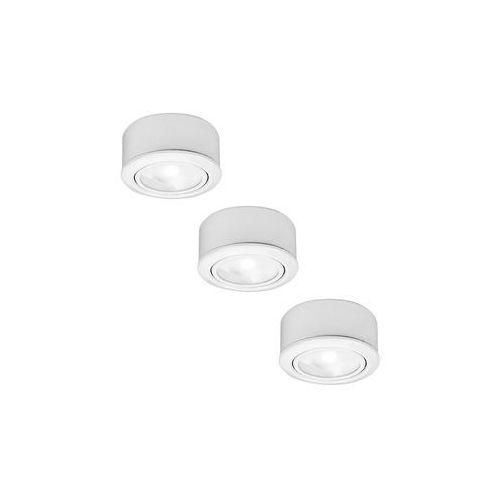 Eglo 87045 – zestaw 3x downlight piccolo 1 3xg4/20w (9002759870454)