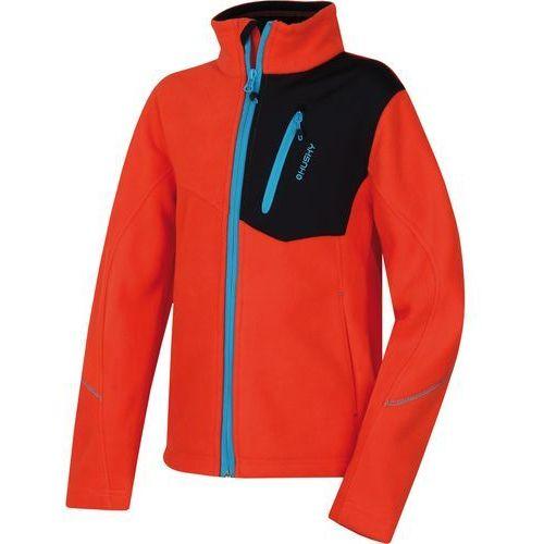 bluza młodzieżowa zinep junior, pomarańczowa 140-146 marki Husky