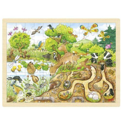 Puzzle natura , 57582 marki Goki