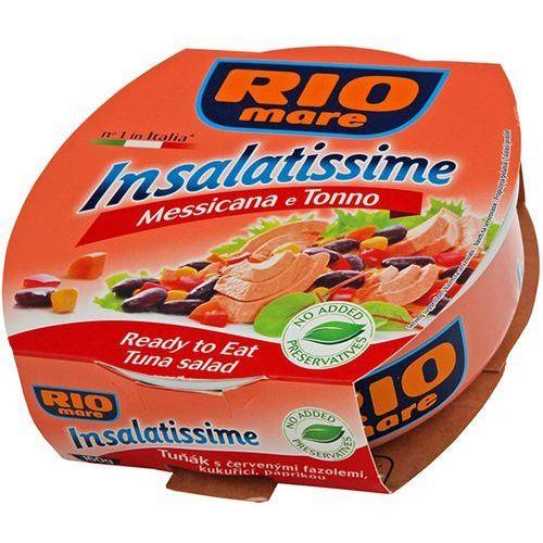 Gotowe danie z warzyw i tuńczyka Rio Mare Messicana 160 g (8004030026018)