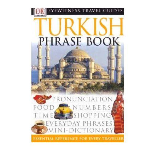 Turcja rozmówki Dorling Kinderslay Turkish Phrasebook, Dk