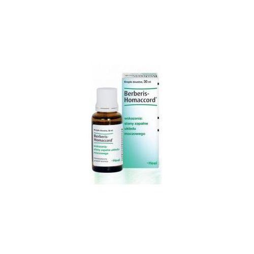 HEEL BERBERIS HOMACCORD, 30ML (lek homeopatia)