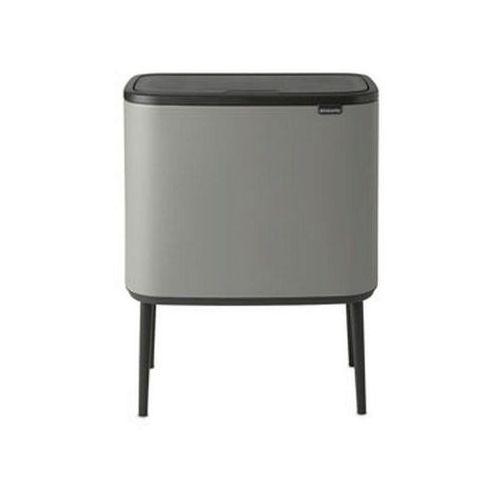 Brabantia Kosz na śmieci bo touch bin 36 l mineral concrete grey (8710755127205)