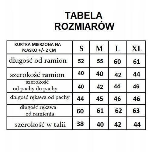 OKAZJA - Ramoneska zamsz ❤️ - Szary