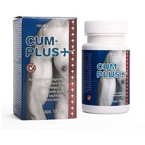 Cum Plus 30 kaps. Cobeco Pharma Więcej nasienia, kup u jednego z partnerów