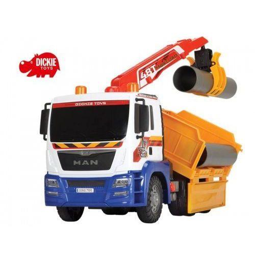 Simba Dickie Air Pump Auto z Dźwigiem 203809005