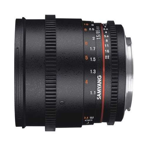 Samyang 85mm T1.5 VDSLR AS IF UMC II Sony E - produkt w magazynie - szybka wysyłka!