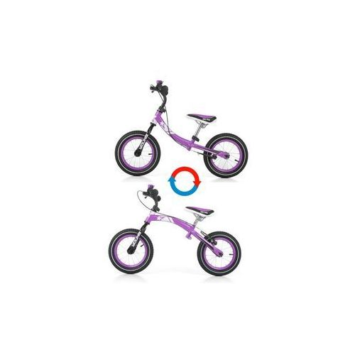 Rowerek biegowy Young Violet