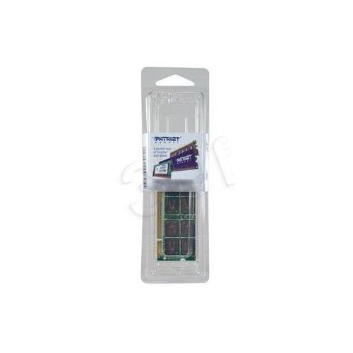 Patriot SIGNATURE DDR2 SO-DIMM 2GB 800MHz (1x2GB) PSD22G8002S