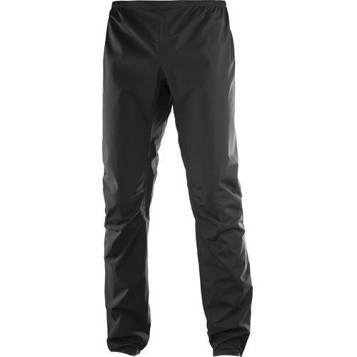 Salomon Bonatti WP Spodnie do biegania czarny L 2018 Legginsy do biegania (0889645216171)