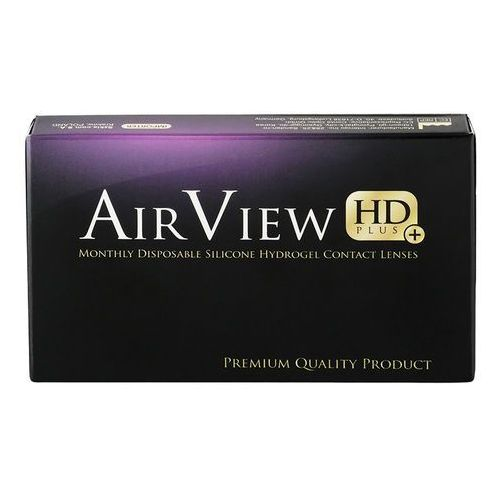 Interojo Airview hd plus monthly 3 szt.