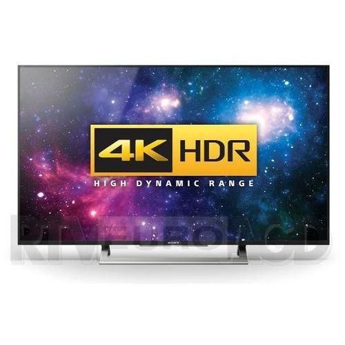 TV LED Sony KDL-49XD8099 Darmowy transport od 99 zł | Ponad 200 sklepów stacjonarnych | Okazje dnia!
